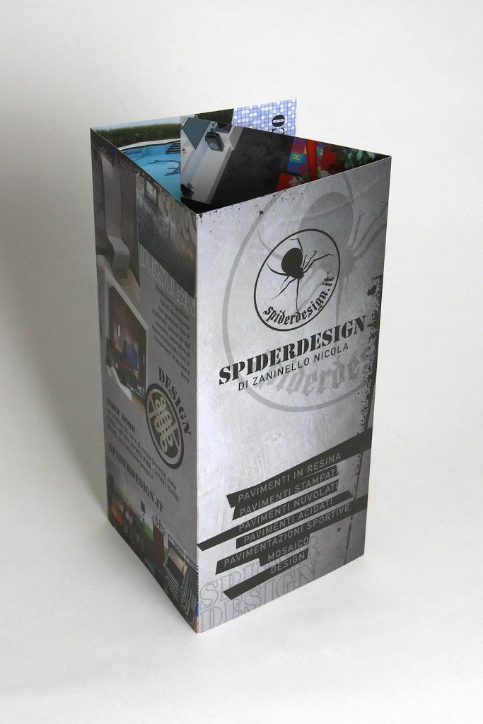Spider Design pieghevole