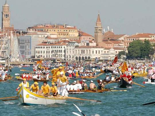 La Regata Storica di Venezia